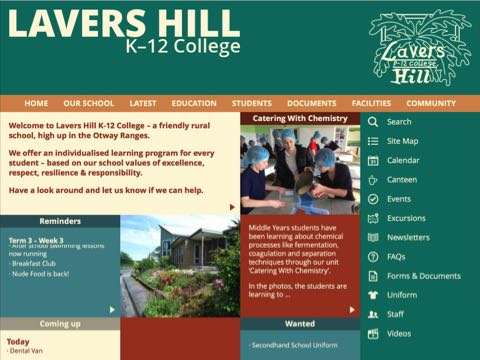 Lavers Hill K-12 College