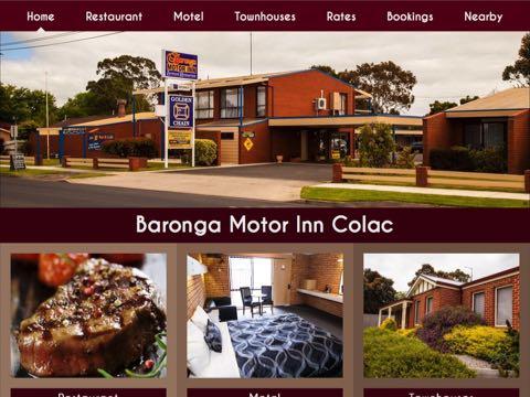 Baronga Motor Inn Colac