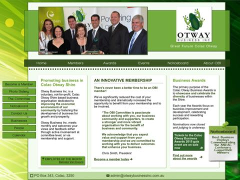 Otway Business Inc