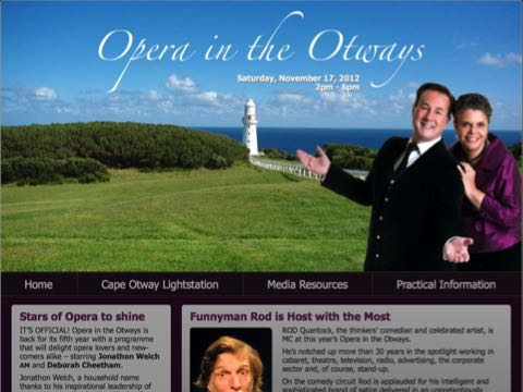 Opera in the Otways