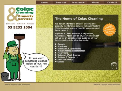Colac Cleaning