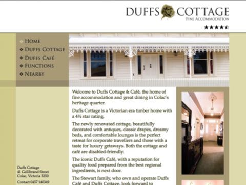 Duffs Cottage