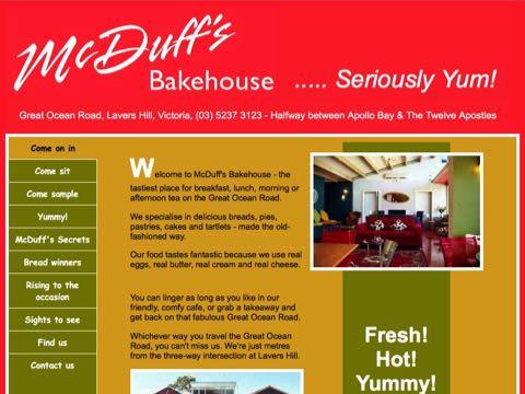 McDuffs Bakehouse